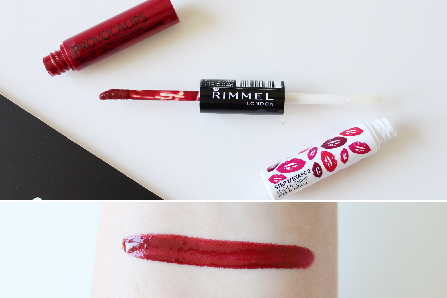 RIMMEL LONDON | 3 for 2 Haul - Review + Swatches - CassandraMyee