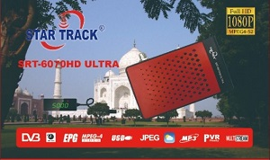 Star track receiver SRT 6070 HD ULTRA