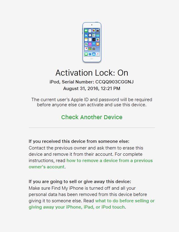 News ] iCloud iD Remove iPad /iPod/iWatch/Macbook/iMac (Wifi Device