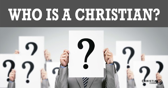 Who is a Christian