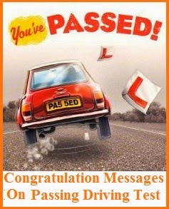 Congratulation Messages : Success in Exams