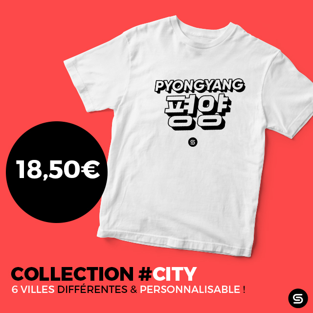 t-shirt pyongyang