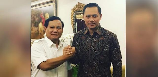 Prabowo-AHY Lebih Berpeluang Kalahkan Jokowi Ketimbang JK-AHY Atau JK-Anies