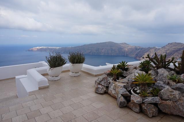 Magnifiques points de vue - Randonnée Fira -> Oia