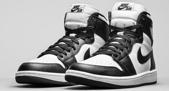 new arrival 7ca07 4ef5a Air Jordan 1 Retro High OG Black White-Black Release Reminder