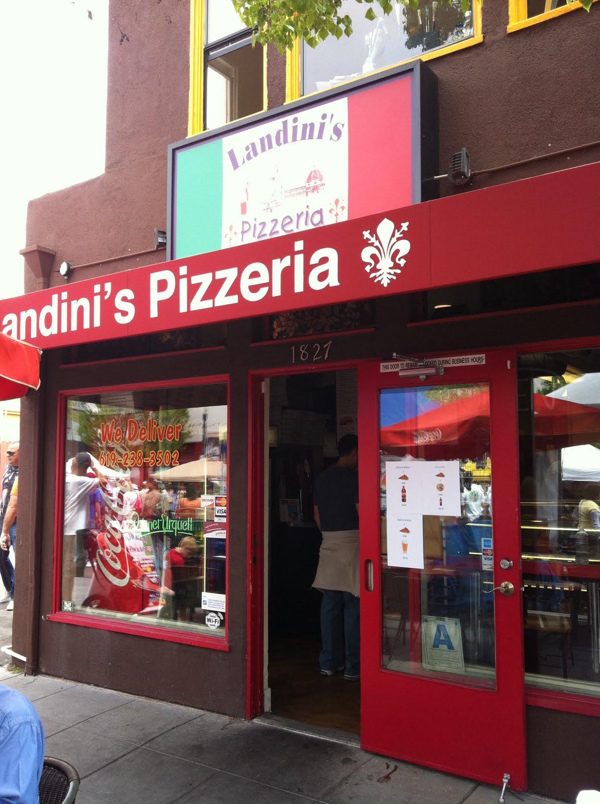 Best Pizza Restaurants In Little Italy San Diego