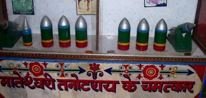 Tanot Mata Mandir,Tanot,jaisalmer
