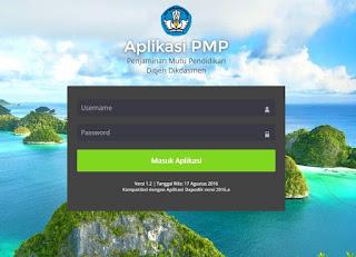 Aplikasi Penjaminan Mutu Pendidikan (PMP)