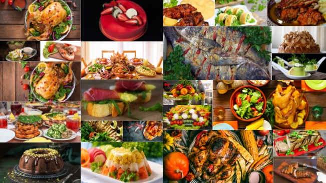 تحميل 24 صورة لأشهى الأكلات بدقة عالية