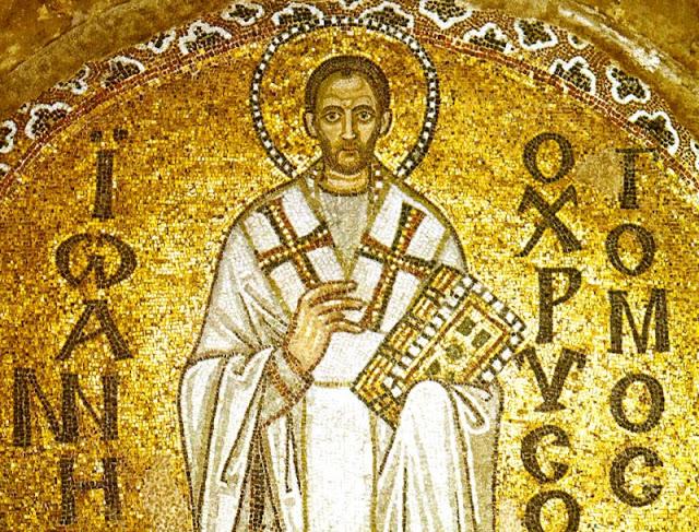 Святитель Иоанн Златоуст: О гневе