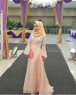 Contoh Baju Kebaya Muslim