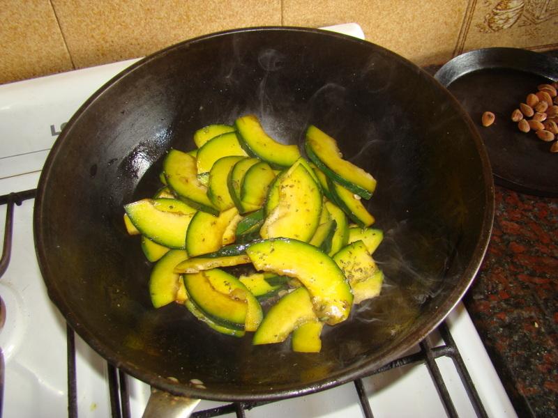 Cocina en casa for Cocinar wok en casa