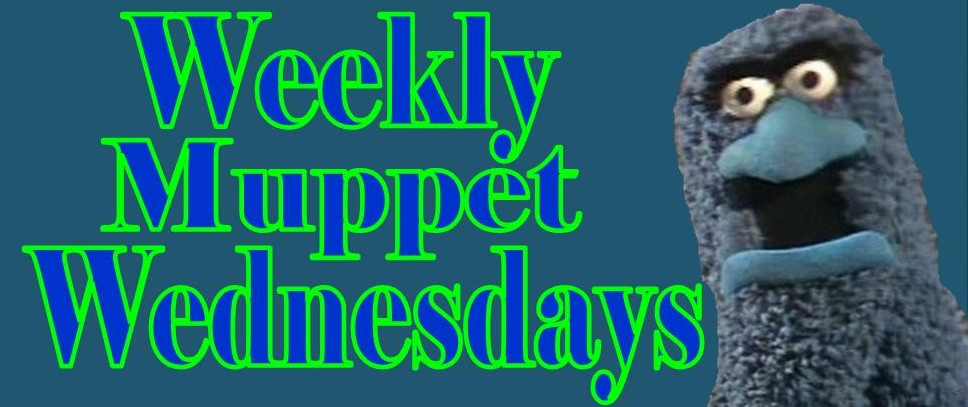 Today's guest Weekly Muppet Wednesday article is written ...