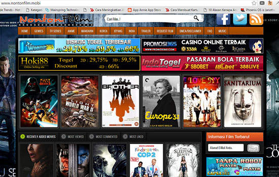 streaming sinetron lawas