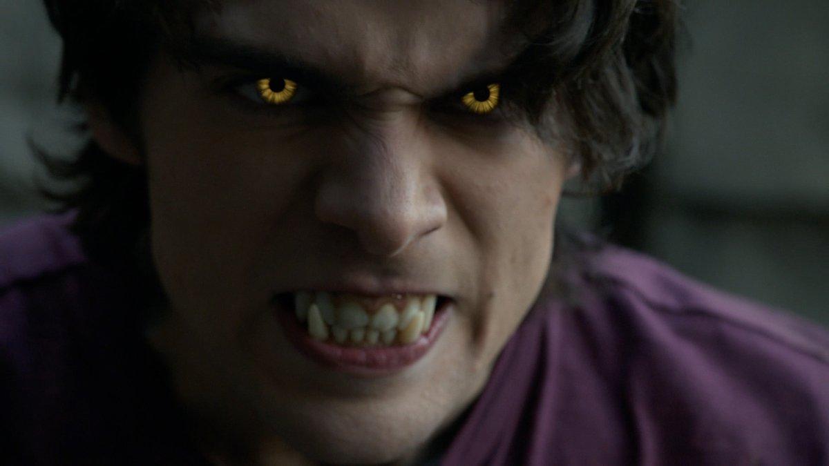 Dylan Sprayberry en la sexta temporada de Teen Wolf de MTV