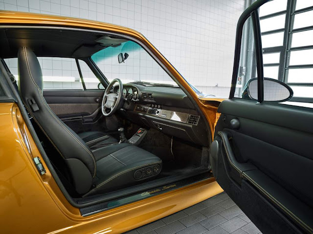 Porsche 911 ((993) 1998  - Project Gold
