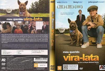 Filme Meu Querido Vira-Lata (First Dog) DVD Capa