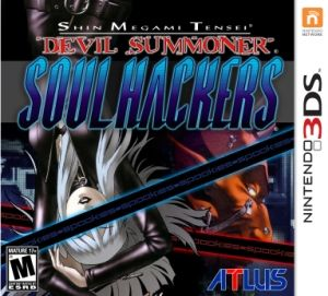 Shin Megami Tensei: Devil Summoner - Soul Hackers, 3DS, Español, Mega