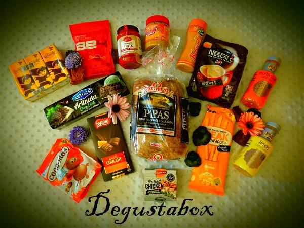 #DegustaboxOctubre