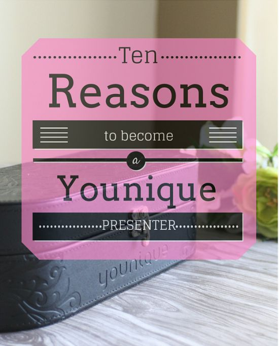 2020 Christmas Younique Presenters Kit Reasons to Become a Younique Presenter | Jordan's Easy Entertaining