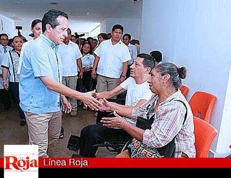 Gobierno de Carlos Joaquín invirtió más 777 millones de pesos en el sector salud para abatir rezagos de administraciones anteriores