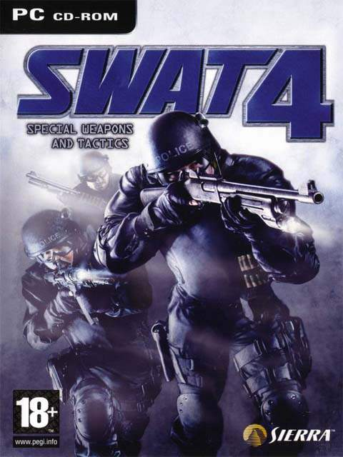 تحميل لعبة Swat 4 مضغوطة بربط واحد مباشر كاملة مجانا