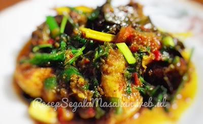 Resep Masak Ayam Woku