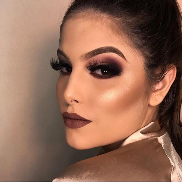 maquiagem baile de formatura  makeup