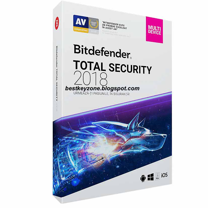 bitdefender 2018 activation key