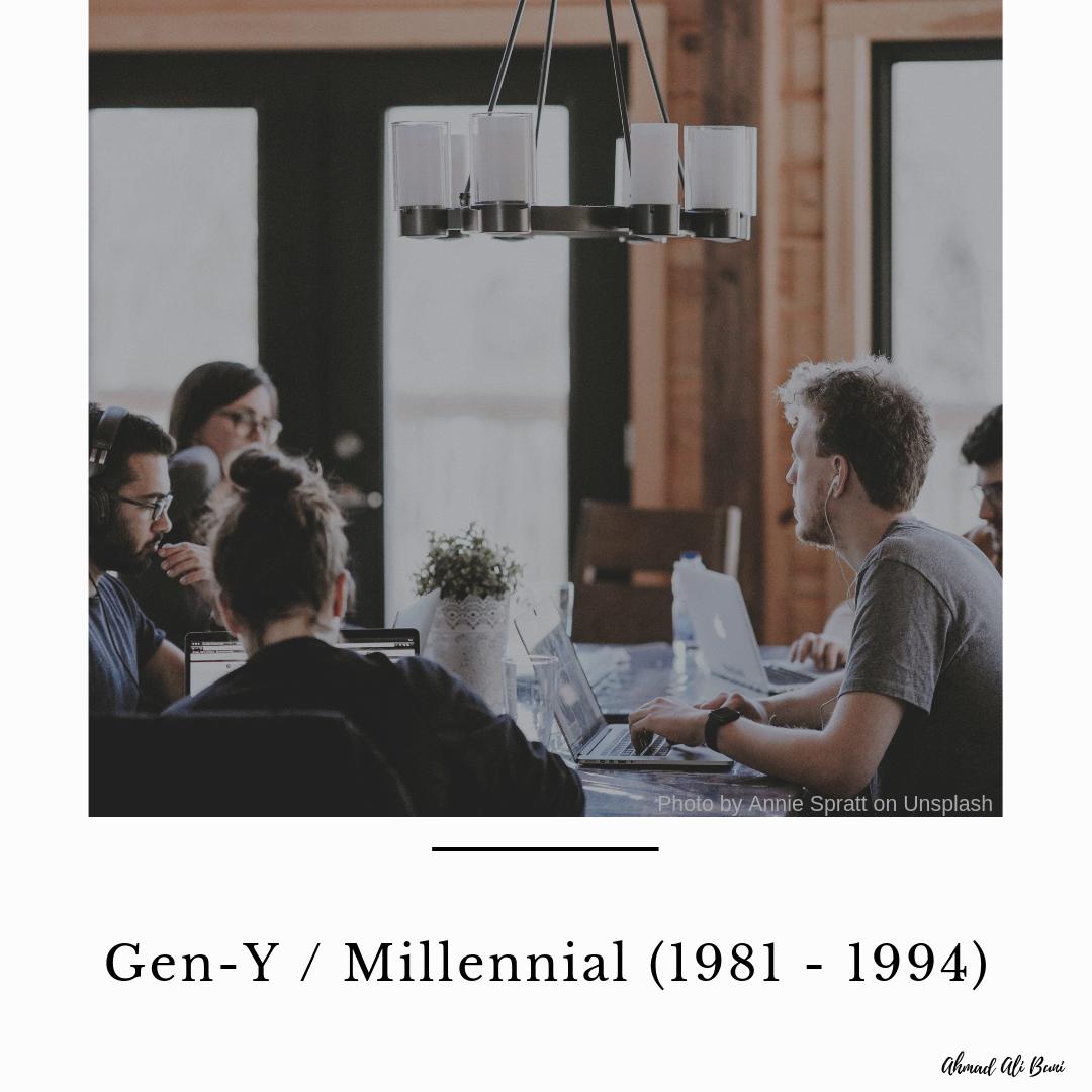 millennial (gen-y)
