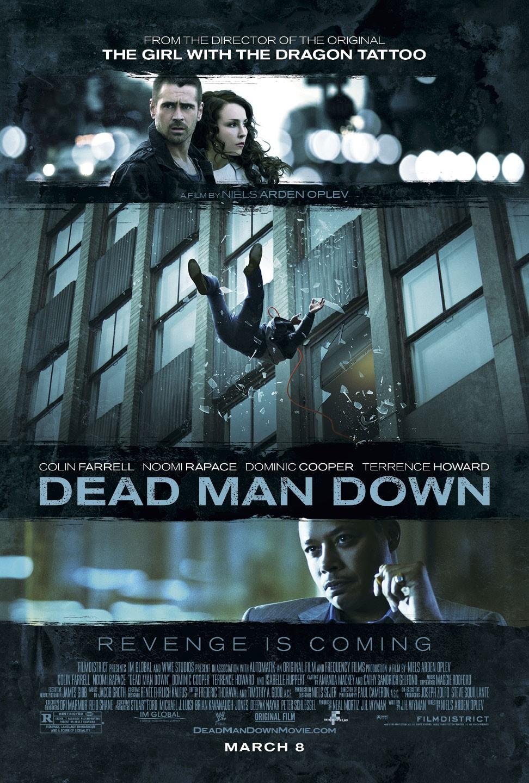 Nonton Film Dead Man Down (2013)