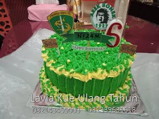 Cake tart Ulang Tahun Arek Bonek