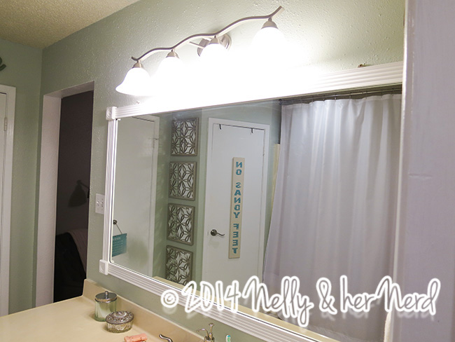Nelly Her Nerd And Miss J Master Bathroom Makeover