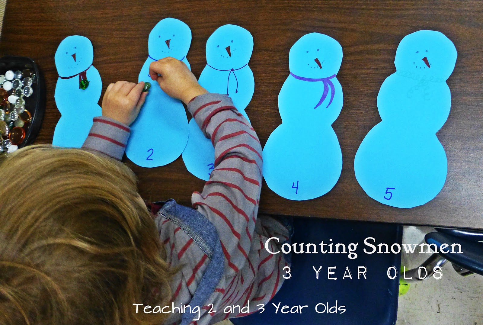 Teaching 2 And 3 Year Olds Preschool Winter Activities