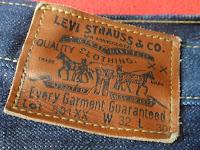 етикетки для левайсів