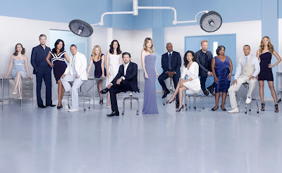 Grey anatomia Anatomy 7 temporada season