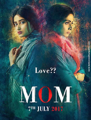 Mom (2017) Movie Poster