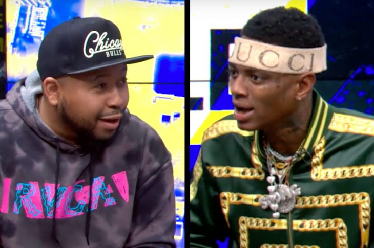 Soulja Boy Does It Again With Everyday Struggle