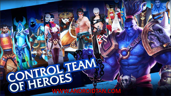 Free Download Taichi Panda: Heroes Mod Apk v2.6 (Invisible/God Mode) Android Latest Version Terbaru 2017
