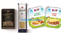 Logo Buoni sconto Pasta La Molisana e Hipp Piatti pronti per bambini