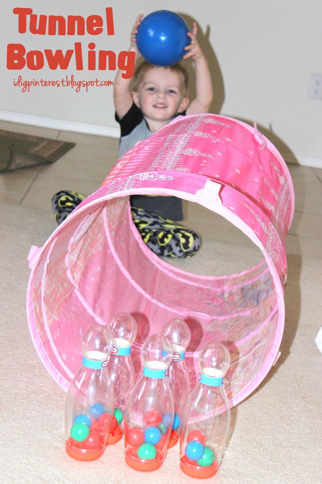 Little Tikes Table And Chairs Set Toys R Us Air Horn Office Chair Tunnel Bowling - I Dig Pinterest