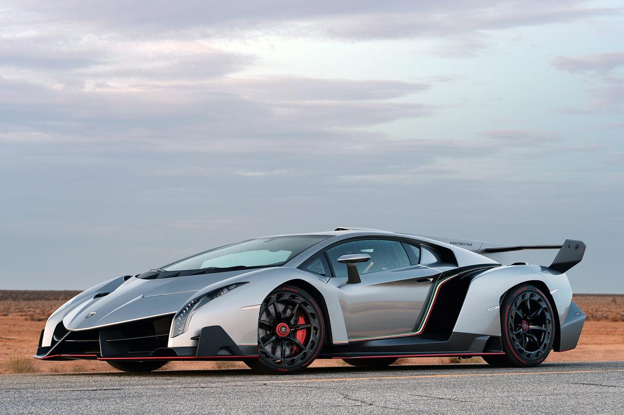 Siêu xe Lamborghini Veneno bán giá 8 triệu đô