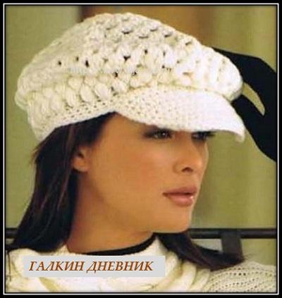 vyazaniekryuchkom kepkakryuchkom shemaiopisanie knitting 針織 针织 編み物 2