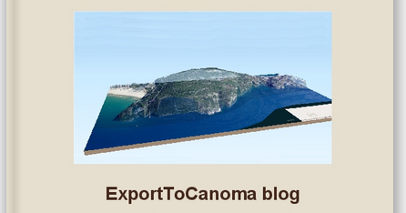 ExportToCanoma blog theBook_2006-2016