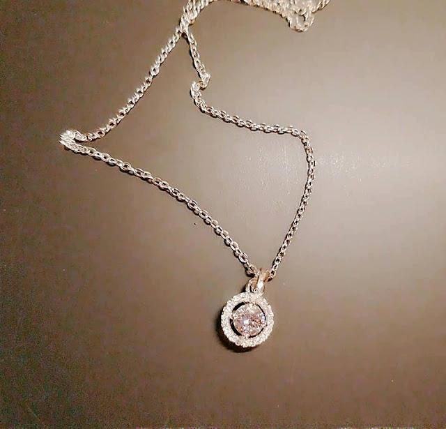 halon necklace