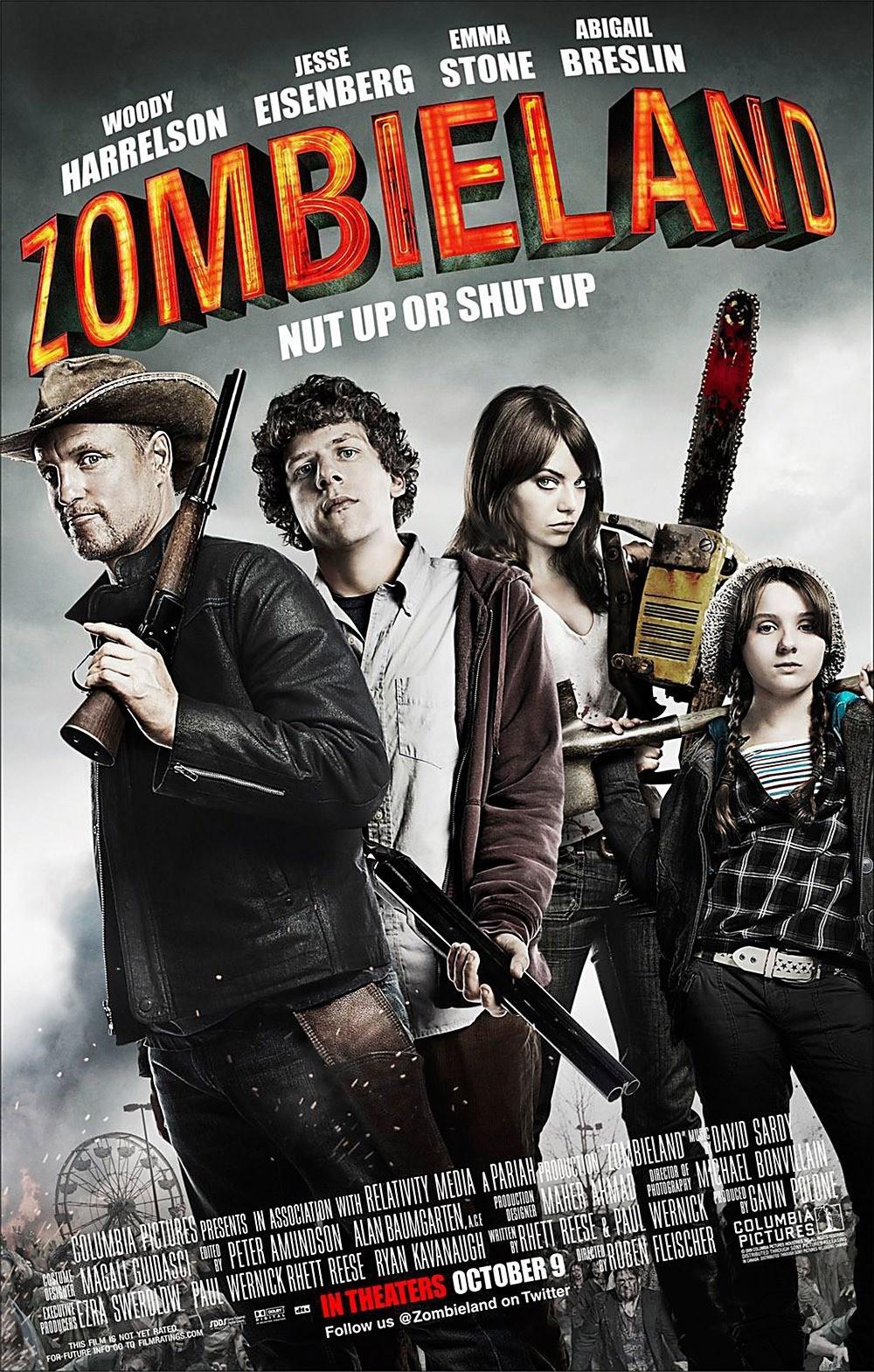 Zombieland 2009 - Full (HD)