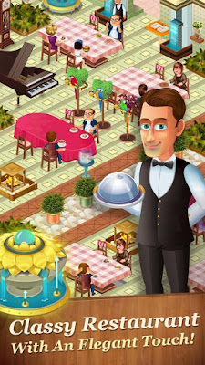 Game Star Chef Mod Apk Infinite Coins 2.14.1