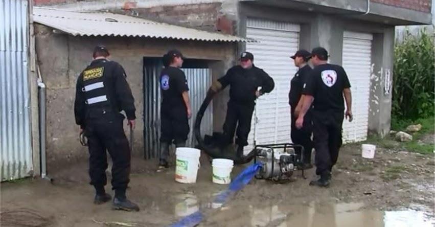 Localidades de Junín, Apurímac y Cusco afectadas por lluvias extremas, informó el SENAMHI - www.senamhi.gob.pe