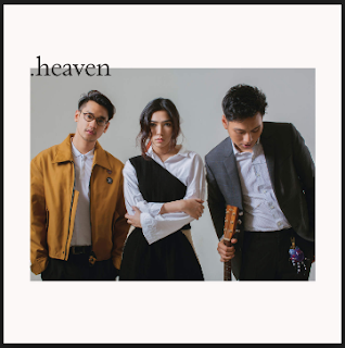 Download Lagu Heaven Mp3 Afgan, Isyana Sarasvati & Rendy Pandugo Terbaru