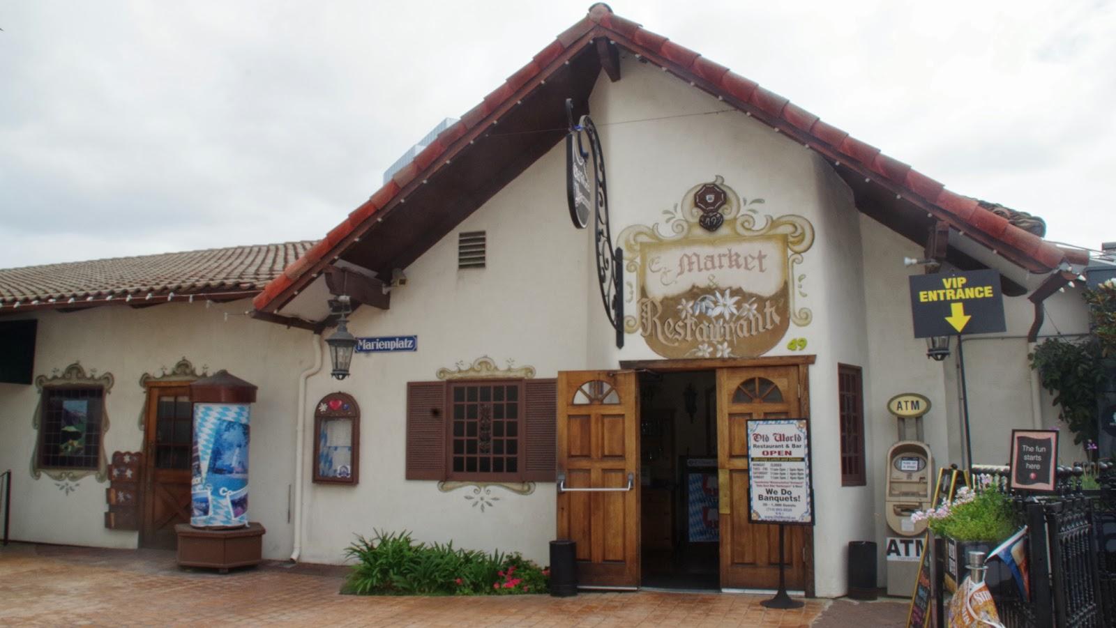Oc The Old World Village In Huntington Beach